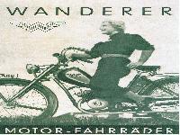 Wanderer Motor-Fahrräder