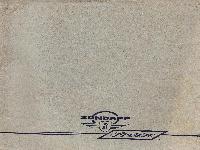 Zündapp Presse-Informationen IFMA 1953 Teil 1: Motorroller