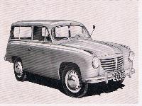 Goliath PKW-Kombinationswagen