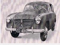 Goliath Personenwagen Modell 1953