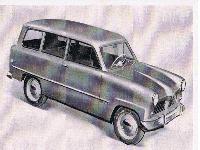 Ford Taunus-Combi