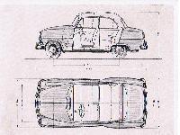 Opel Olympia Rekord 1953