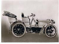 "Daimler-Motorwagen ""Mercedes"""