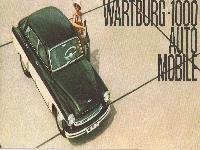 Wartburg - 1000 Automobile