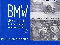 BMW - Die neuen Modelle 1933