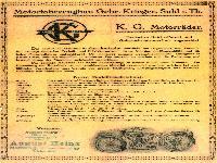 K. G. Motorrad