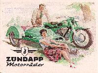 Zündapp Motorräder