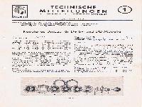 Zündapp Technische Mitteilungen Oktober 1950 - 1 Kupplungs-Umbau für Derby- und DB-Modelle