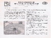 Zündapp Technische Mitteilungen Mai 1954 - 15 Hinterradfederung mit Ölschmierung für Norma-Luxus