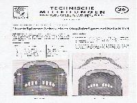 Zündapp Technische Mitteilungen September 1956 - 26 Nachträglicher Anbau eines Gepäckträgers bei Bella R153