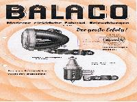 BALACO Moderne elektrische Fahrrad-Beleuchtungen