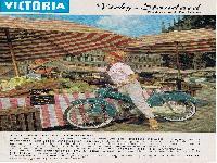 Victoria Vicky=Standard Einsitzer und Zweisitzer