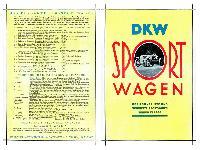 DKW Sportwagen
