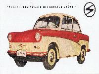 Trabant - Kleinwagen mit grosser Zukunft
