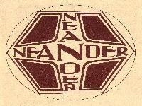 Neander 1928 provisorischer Katalog Stahl-Press-Typen