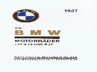 BMW R 42 und R 47