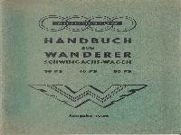 W35 W40 W50 W51 Handbuch 1936