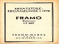 Framo HT 600