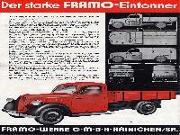 Der starke FRAMO-Eintonner