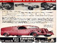 FRAMO HT 1200