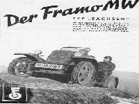 """Der FRAMO MW Typ """"Sachsen"""""""