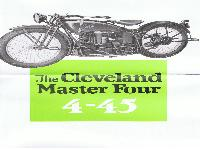 The Cleveland Master Four 4-45