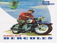 Hercules A 175 und K 175