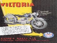 Victoria Fertigungsprogramm 1951/52