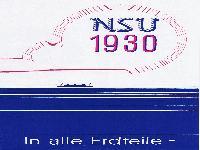 NSU 1930