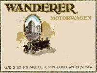 Wanderer Motorwagen