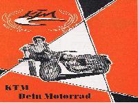 KTM R 125 Tourist
