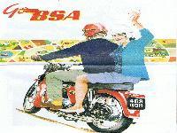 BSA 1963