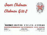 Super Clubman G 80 S