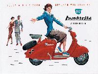 Schön wie ein Auto - sparsam wie eine NSU: Lambretta Autoroller