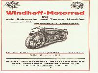 Windhoff-Motorrad 1927