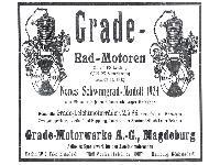 Grade-Rad-Motoren
