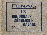 FENAG Motorrad-Zündlicht-Anlage