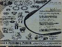 Bruno v. Festenberg-Pakisch - Der Motorrad-Grossist 1934
