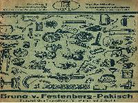 Bruno v. Festenberg-Pakisch - Der Motorrad-Grossist 1935
