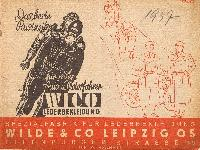 Wilde & CO  Lederbekleidung 1937