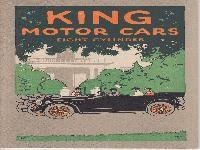 King Motor Cars - Eight Cylinder