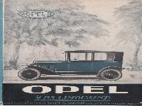 Opel 4 PS Limousine