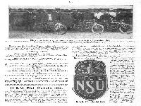 NSU Pfeil 1912