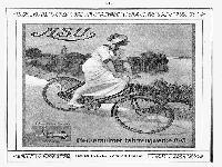N.S.U.  Fahrrad-Plakat