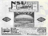 NSU Motorwagen Modell 1913