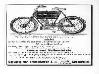 NSU Motor-Zweirad 1902