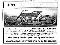 NSU Modell 1904
