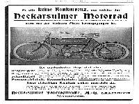 NSU - Werbung 1903
