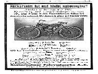 NSU - Herkomer-Konkurrenz 1907