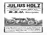 NSU - Julius Holz